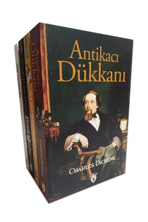 Charles Dickens Seti ( 4 Kitap )