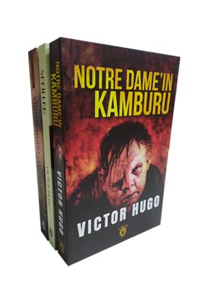 Victor Hugo Seti ( 3 Kitap )