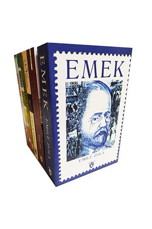 Emile Zola Seti ( 6 Kitap )