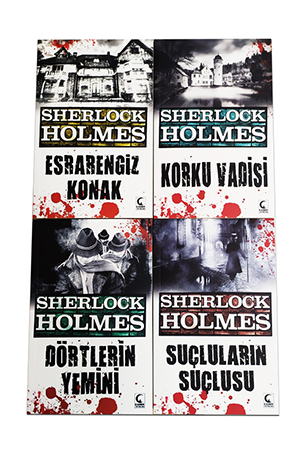 Sherlock Holmes Seti ( 4 Kitap )