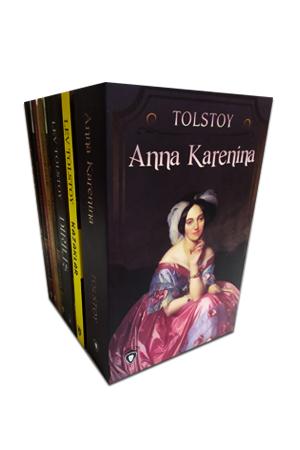 Tolstoy Seti ( 8 Kitap )
