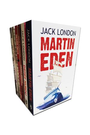 Jack London Seti ( 8 Kitap )