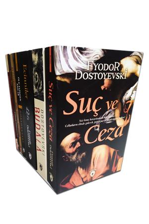 Dostoyevski Seti ( 7 Kitap )