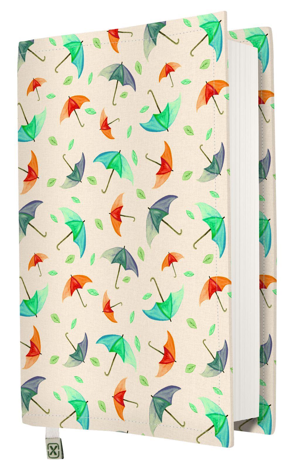 Kapax Kitap Kılıfı - Şemsiye - M - 31x21cm