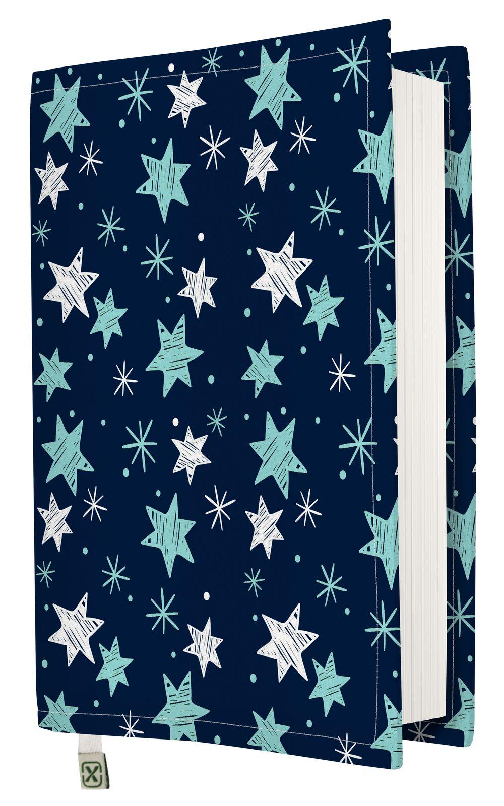 Kapax Kitap Kılıfı - Yıldız - M - 31x21cm