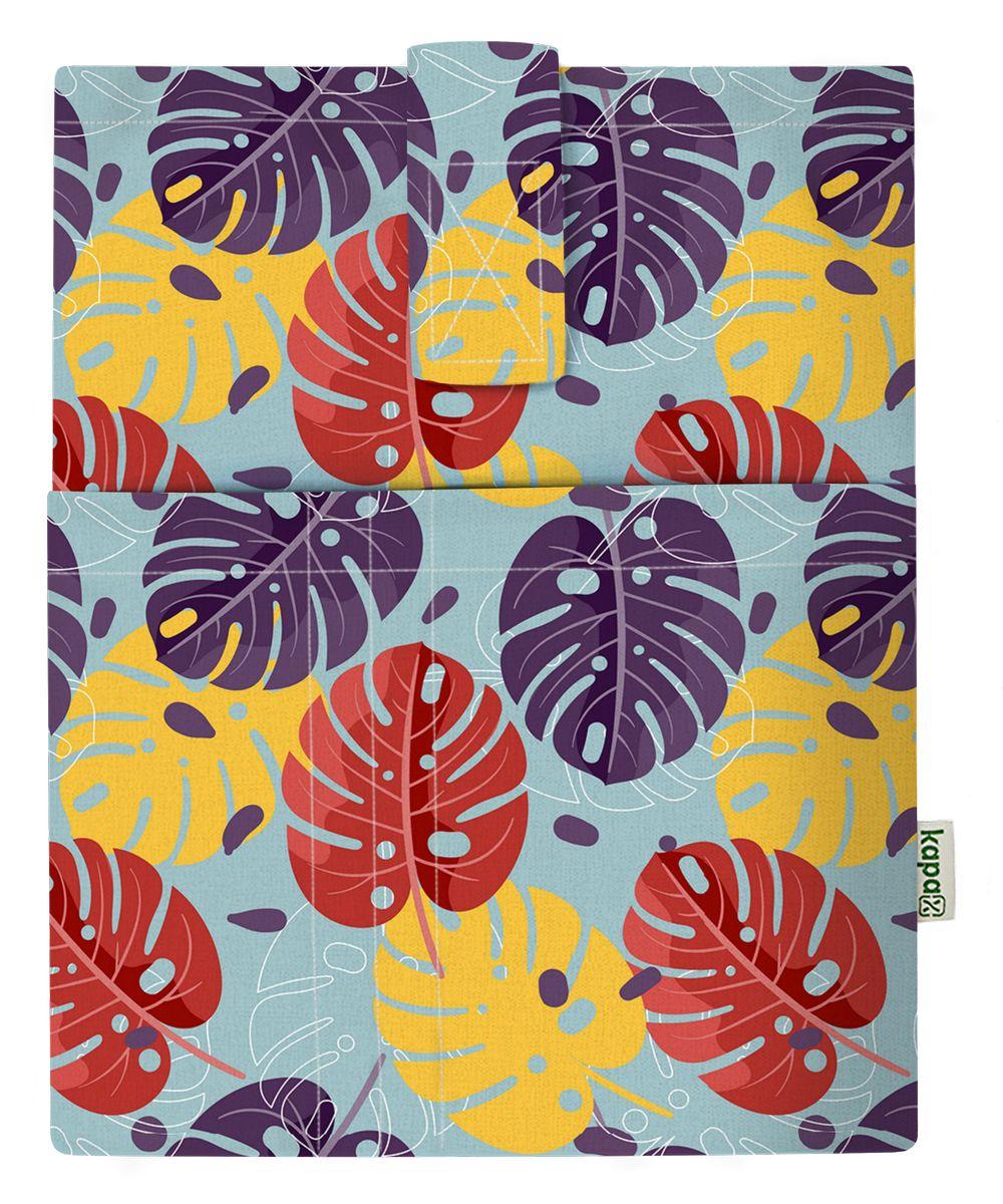 Kapax Mona Kitap Kılıfı - Tropik - 118