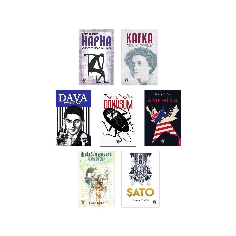 Franz Kafka Dünya Klasikleri Seti - 7 Kitap