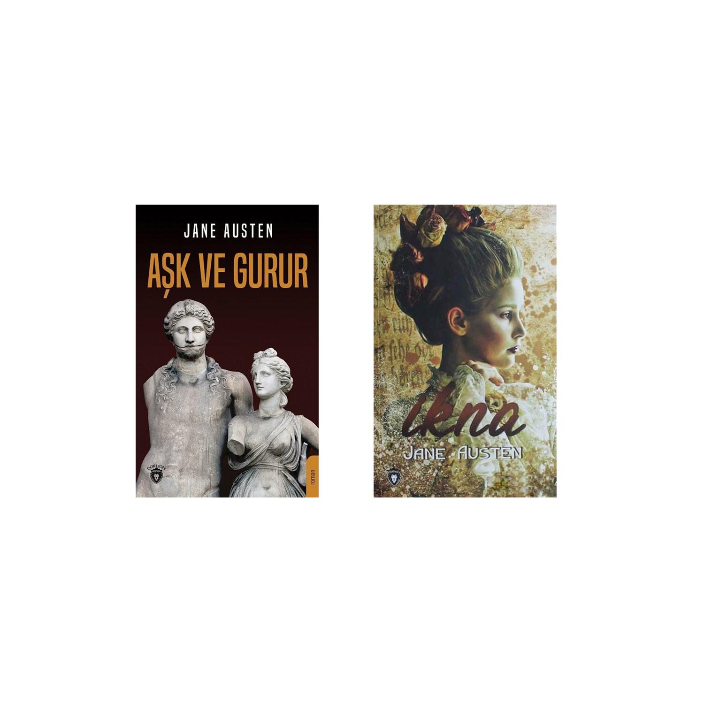 Jane Austen Dünya Klasikleri Seti - 2 Kitap