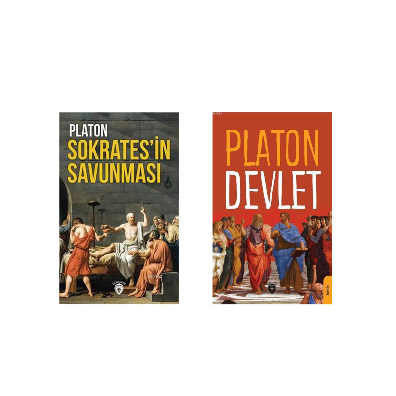 Platon Dünya Klasikleri Seti - 2 Kitap