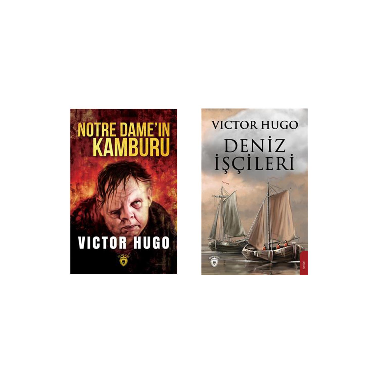 Victor Hugo Dünya Klasikleri Seti - 2 Kitap