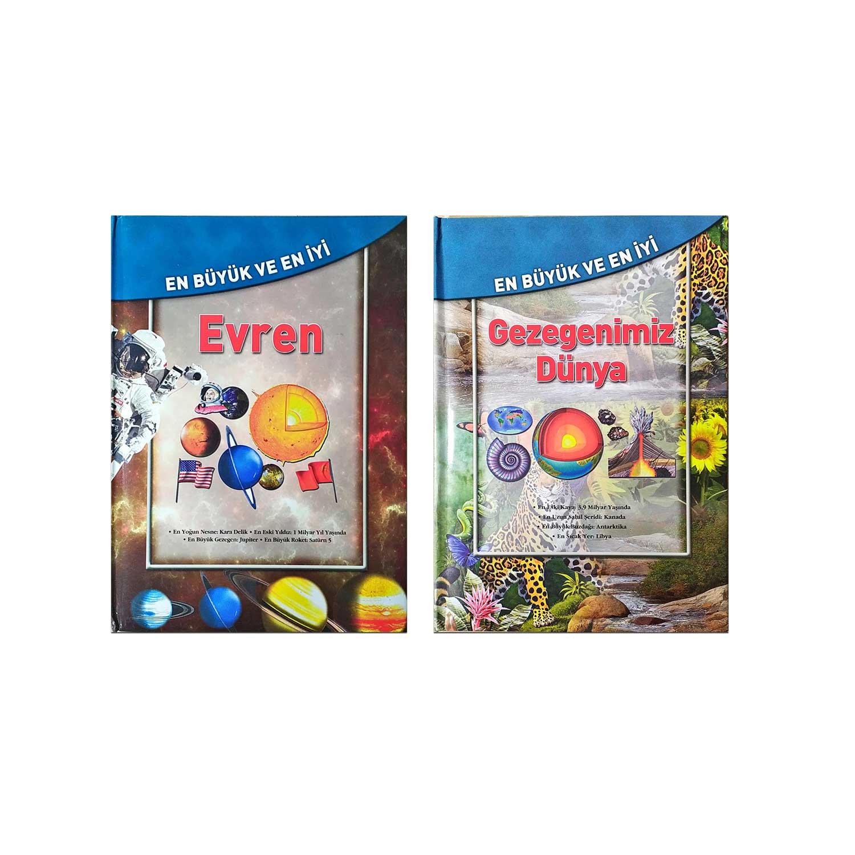 En Büyük En İyi Kitaplar Seti 2 - 2 Kitap