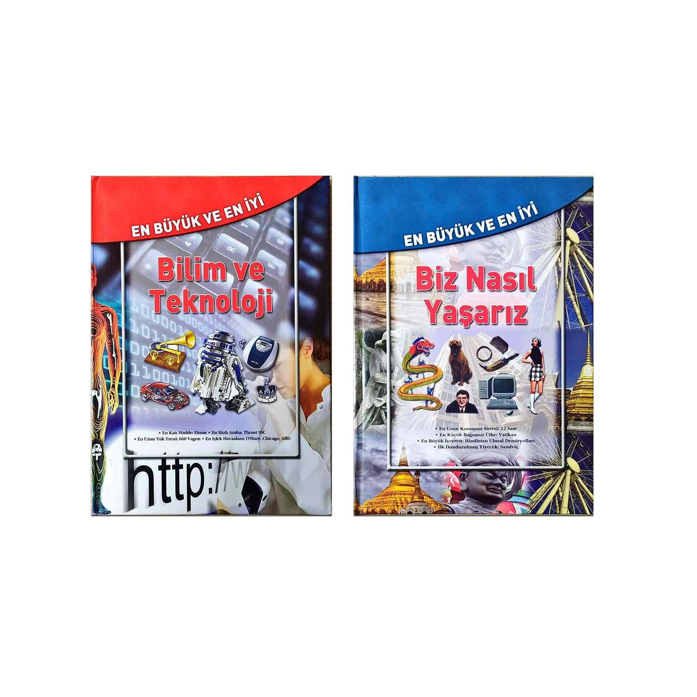 En Büyük En İyi Kitaplar Seti 3 - 2 Kitap