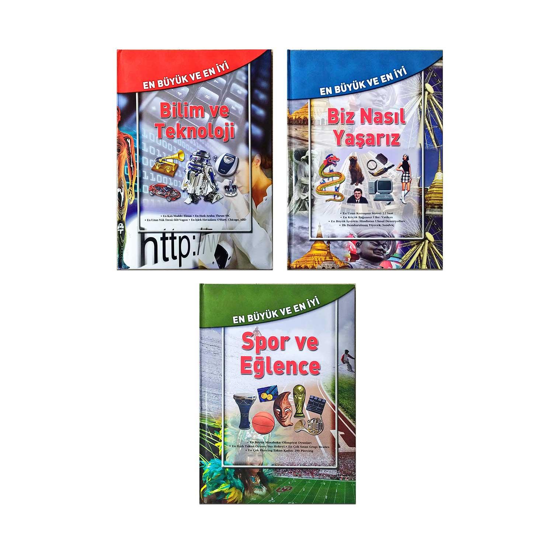 En Büyük En İyi Kitaplar Seti - 3 Kitap