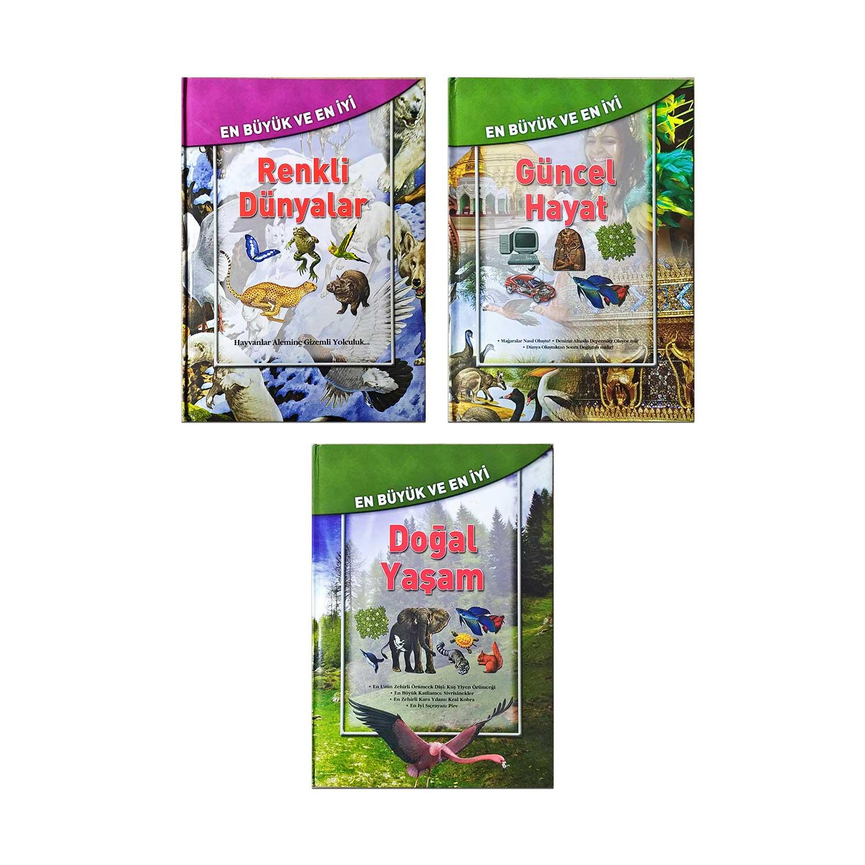 En Büyük En İyi Kitaplar Seti 2 - 3 Kitap