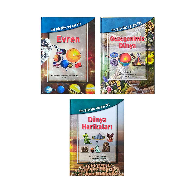 En Büyük En İyi Kitaplar Seti 3 - 3 Kitap
